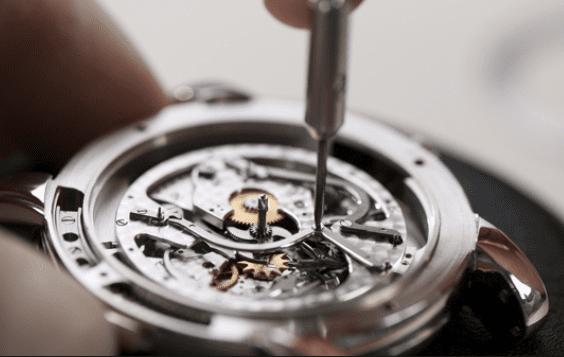ремонт часов тиссот