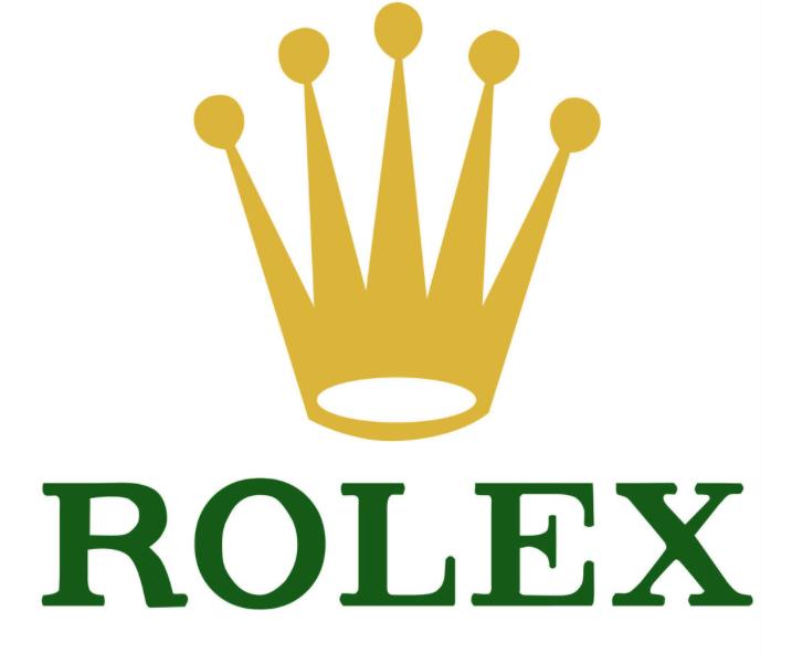 Лейбл марки часов Rolex (Ролекс)