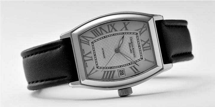Часы Charles August Pillard