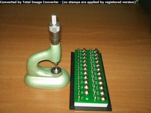 Оборудование для проверки часов