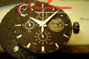 настройка часов Tissot